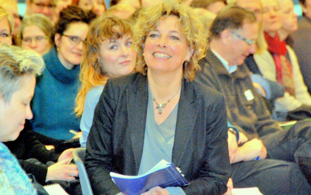 Undervisningsminister Christine Antorini. Foto: Ulla Skovsbøl